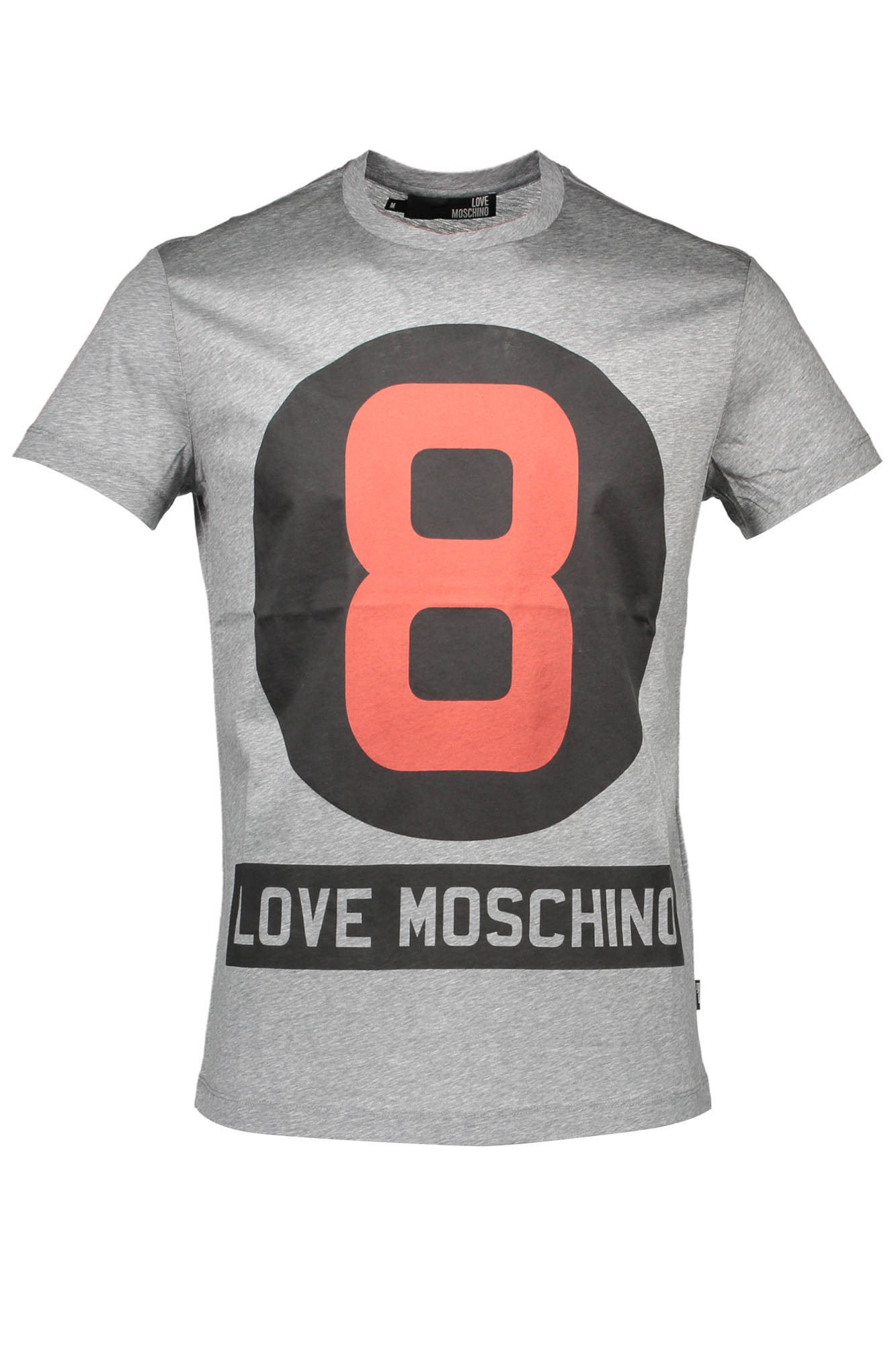 man t shirt love moschino. Black Bedroom Furniture Sets. Home Design Ideas