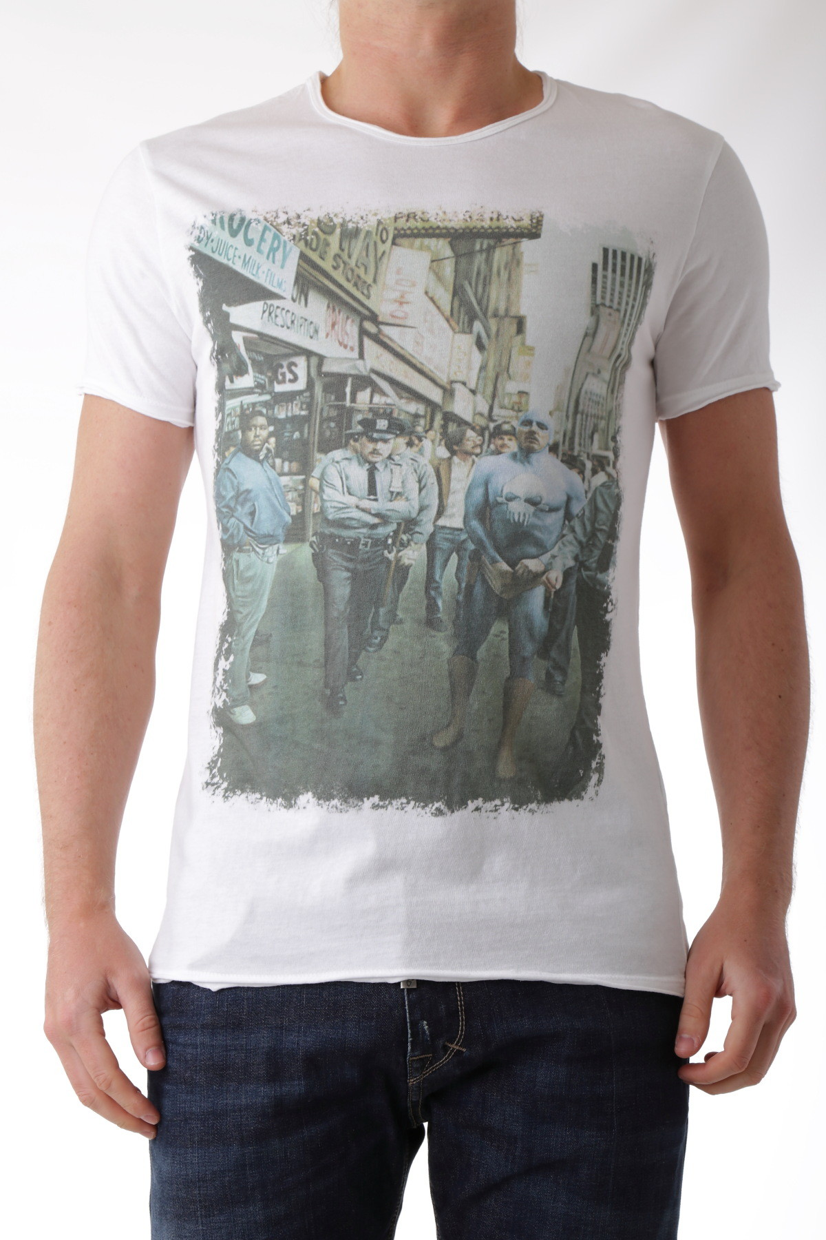 Tee Shirts Made in Italy