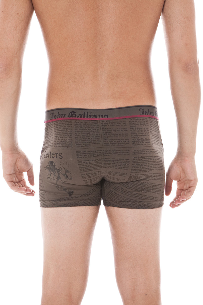 Man Underwear John Galliano - IV John Galliano Cheap 100% Authentic Clearance High Quality Cheap Sale Outlet Store Shop For wbnQUvo9b2